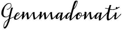 Gemmadonati font