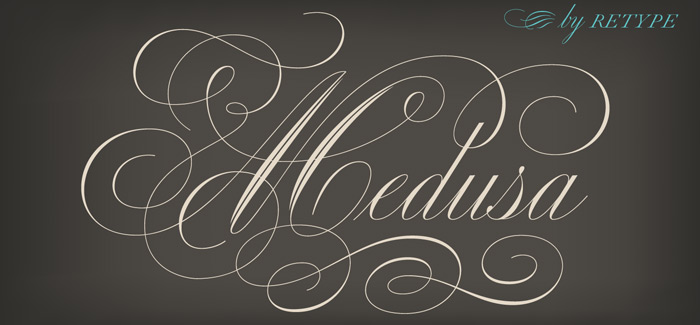 Medusa Font