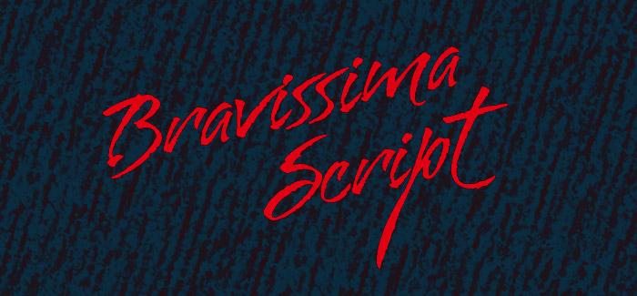 Bravissima Script font