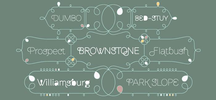 Brownstone Sans font