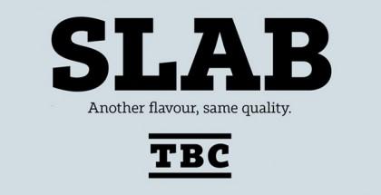 Tabac Slab font