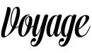Voyage font