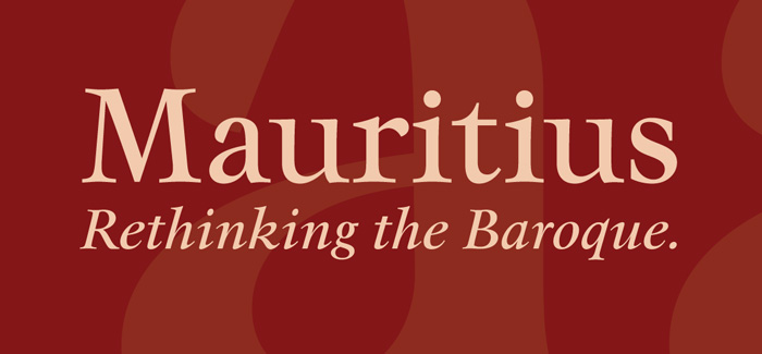 Mauritius font