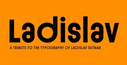 Ladislav font