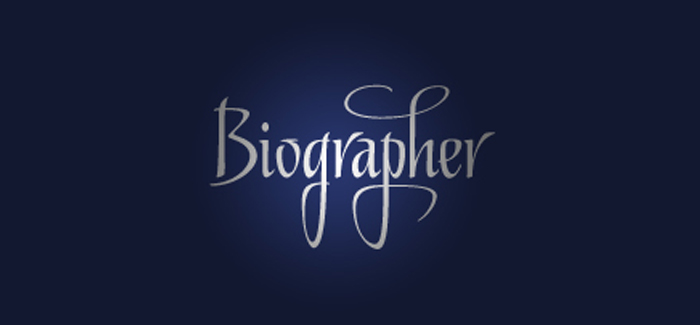 Biographer font by Sudtipos