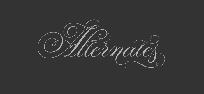 parfumerie script font by typesenses  u2013 elegance in every move