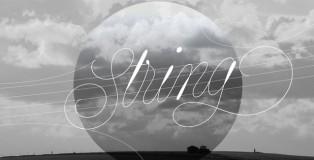 String font