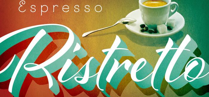 Al Fresco font by Laura Worthington