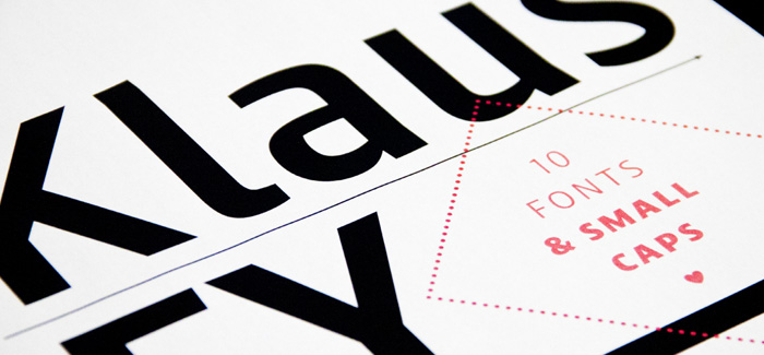 Klaus FY font by Fontyou
