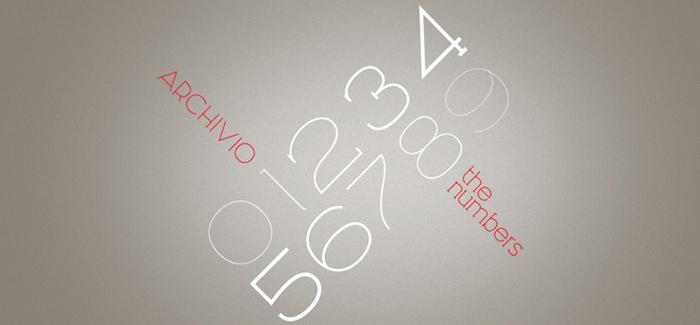 Archivio font