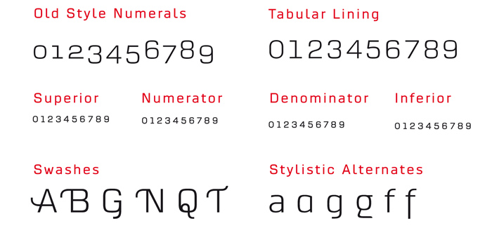 Dignus font by Eurotypo