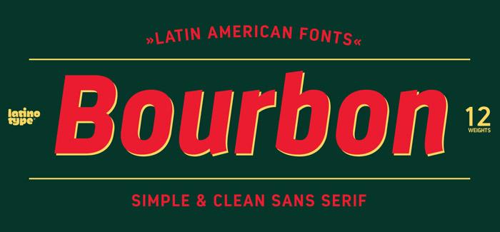 Estandar font by Luciano Vergara
