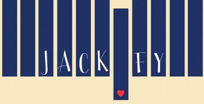 Jack FY font