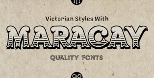 Maracay font