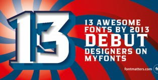 13 awesome fonts