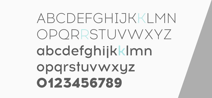 Acrom font