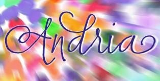 Andria font