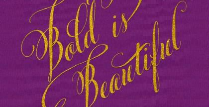 Belluccia Bold font