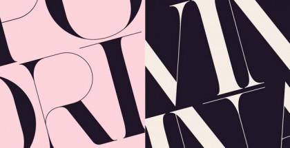 Port Vintage font