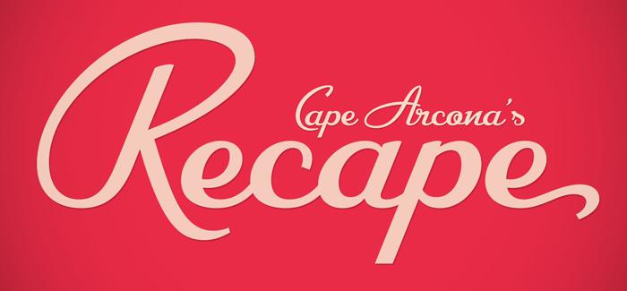 CA Recape font