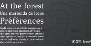 Fenix free font