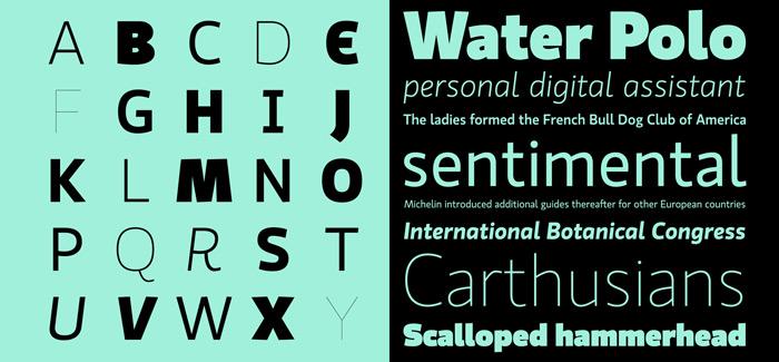 Gloriola font