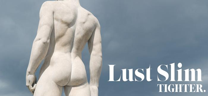 Lust Slim font