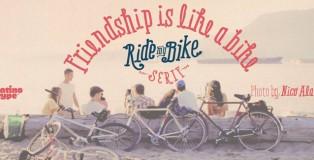 Ride My Bike Serif font
