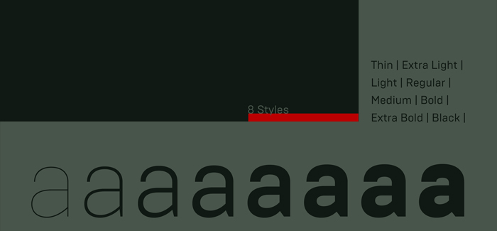 Brutal Type font