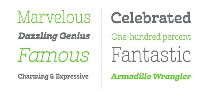 Cabrito Inverto font