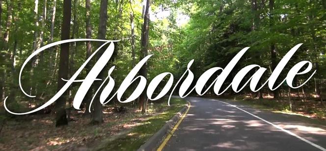 Arbordale font