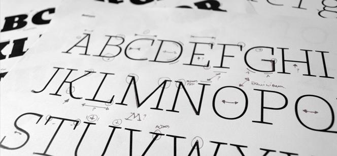Bommer Slab font