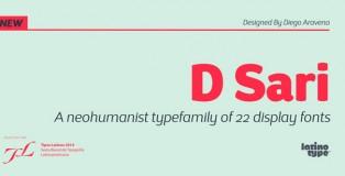 DSari font