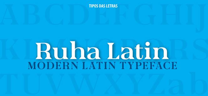 TDL Ruha Latin
