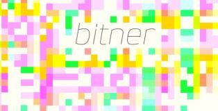 Bitner font