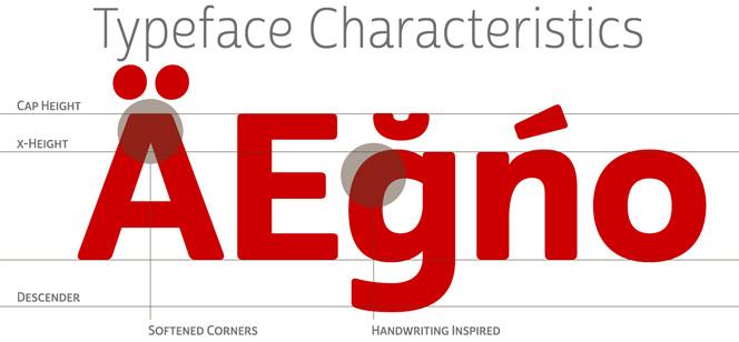 Cabrito Sans font