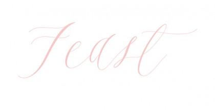 Feast font