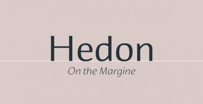 Hedon font