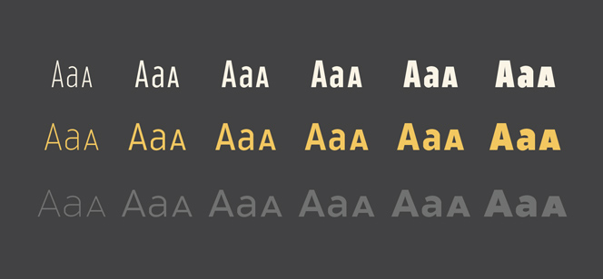 Good News Sans font