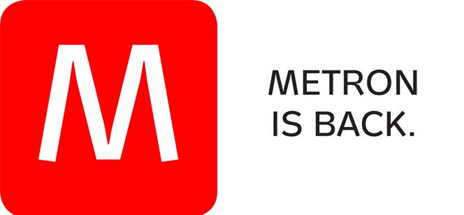 Metron font