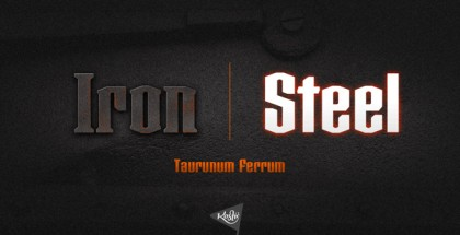 Taurunum Ferrum font