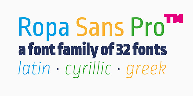 15 great font