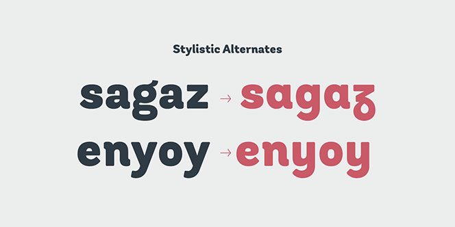 Andes Rounded font