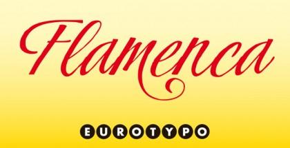 Flamenca font