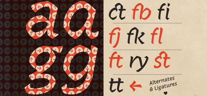 Janko FY font