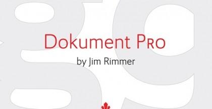 Dokument Pro font