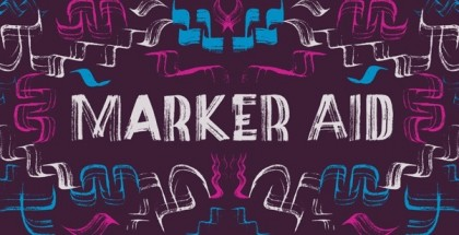 Marker Aid font