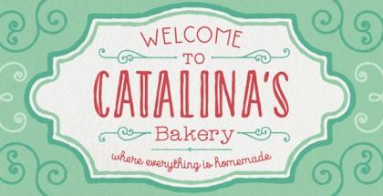 Catalina font