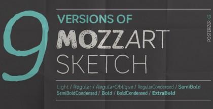 Mozzart Sketch