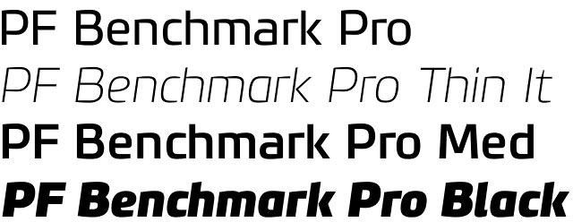 Benchmark Pro